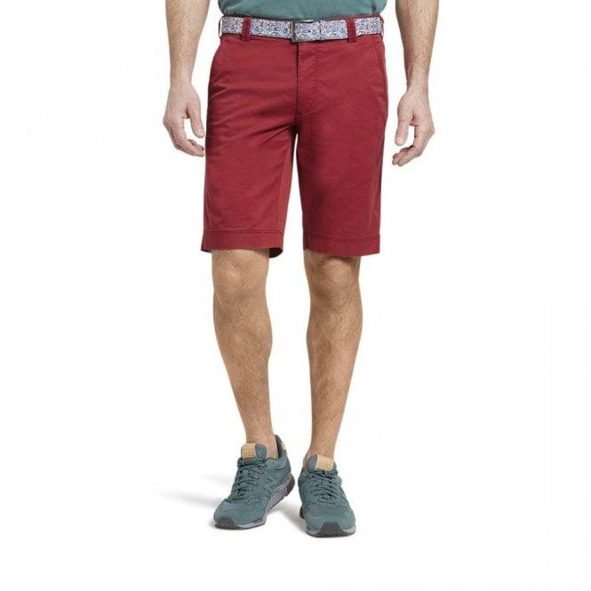 Meyer B-Palma Bermuda Shorts - Red