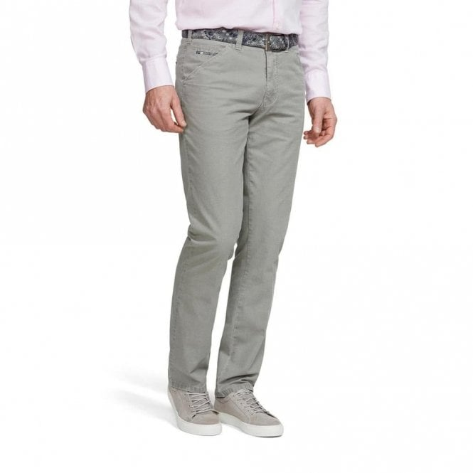 Meyer Chicago Grey/beige Chino 1-5005/35 - Grey