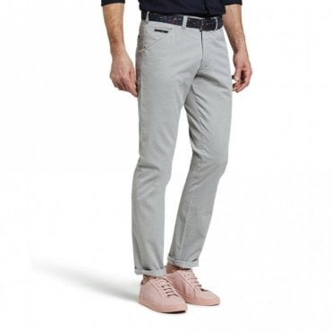 Chicago Stretch Chino Liberty Trim 1-5013/06 - Grey