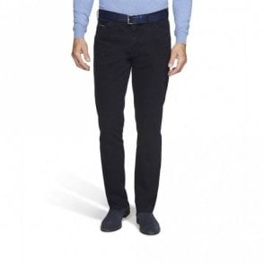Chicago super stretch structure chinos 2-5557/17 - Navy