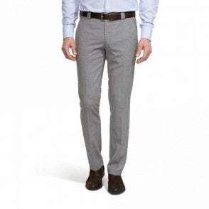 Roma Stretch Trouser 9-344/06 - Light Gray