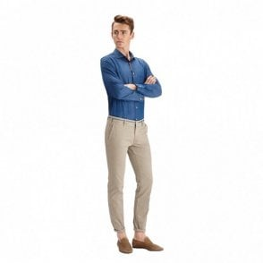 Apus Stretch Chino 1-7001/33 - Fawn