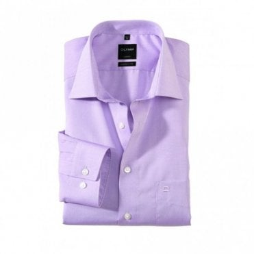 Modern Fit Luxor Plain Lylac Shirt 0304/64/71