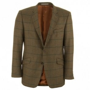 Nice K2 51400 check tweed Jacket - Green