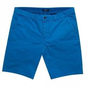 Prep Blue Bermuda Shorts