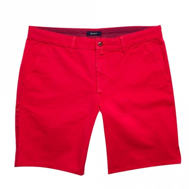Gant Prep Red Bermuda Shorts